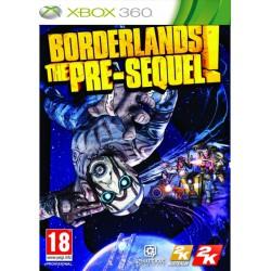 Borderlands: The Pre-Sequel! [X360] NOWA