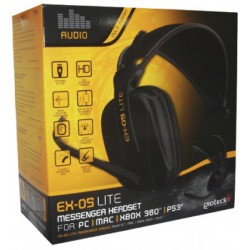 Gioteck EX-OS Lite Messenger Headset [PS3][PC][XBOX360] NOWA