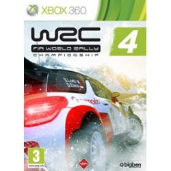 WRC: FIA World Rally Championship 4 [XBOX360] UŻYWANA