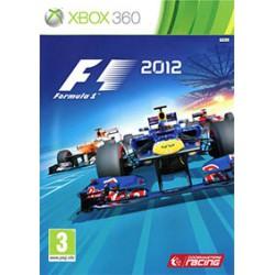 F1 2012 [XBOX360] UŻYWANA