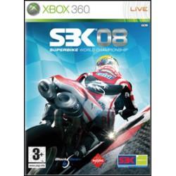 SBK 08: Superbike World Championship 08 [XBOX360] UŻYWANA
