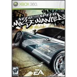 Need for Speed: Most Wanted (2005) [XBOX 360] UŻYWANA