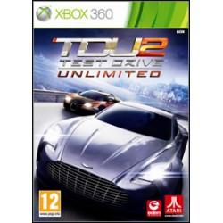 Test Drive Unlimited 2 [XBOX 360] UŻYWANA