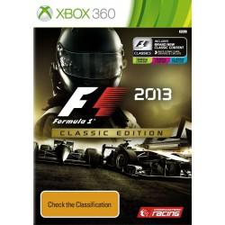 F1 2013 Classic Edition [XBOX360] UŻYWANA