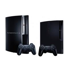 Konsola PS3 Fat 60GB +HDMI + Obsługa gier ps2 + Gra motorstorm [PS3] UŻYWANA