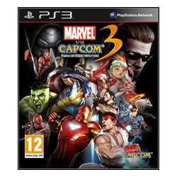 Marvel vs. Capcom 3: Fate of Two Worlds [PS3] UŻYWANA