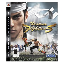 Virtua Fighter 5 [PS3] UŻYWANA