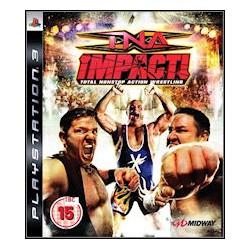 TNA iMPACT! [PS3] UŻYWANA