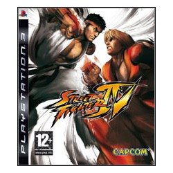 Street Fighter IV [PS3] UŻYWANA