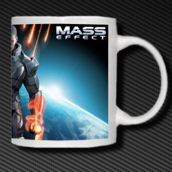 Kubek gracza Mass Effect - Take Earth Back