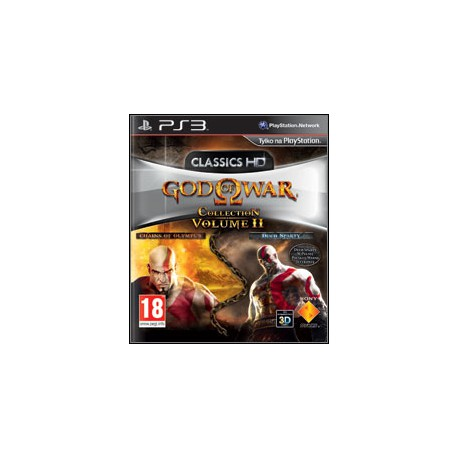 God of War: Collection Volume 2 [PS3] UŻYWANA