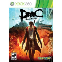 DMC: Devil May Cry [XBOX360] NOWA