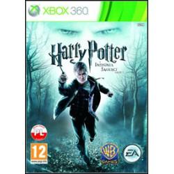 Harry Potter i Insygnia Śmierci – część 1 [XBOX360] UŻYWANA