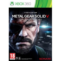 Metal Gear Solid V: Ground Zeroes [XBOX360] UŻYWANA