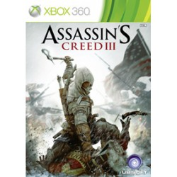 Assassins Creed 3 ENG  [XBOX360] NOWA