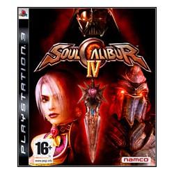 Soul Calibur IV [PS3] UŻYWANA