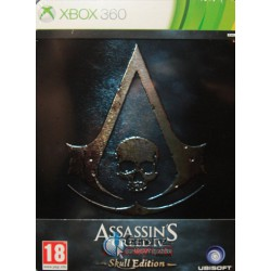Assassins Creed 4 Black Flag Skull edytion [XBOX360] NOWA