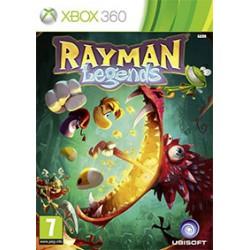 Rayman Legends PL [XBOX360] UŻYWANA