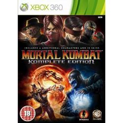 Mortal Kombat: Komplete Edition [XBOX360] UŻYWANA