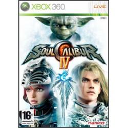 Soulcalibur IV [XBOX360] UŻYWANA