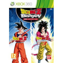 Dragon Ball Z Budokai HD Collection [XBOX360] UŻYWANA