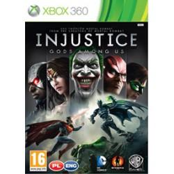 Injustice: Gods Among Us [XBOX360] UŻYWANA