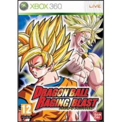Dragon Ball: Raging Blast [XBOX360] UŻYWANA