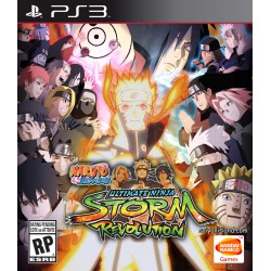Naruto Shippuden: Ultimate Ninja Storm Revolutionp  [ps3] NOWA