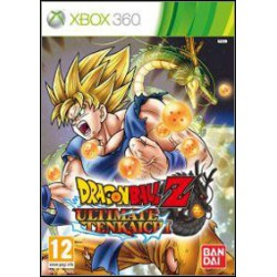 Dragon Ball Z: Ultimate Tenkaichi [XBOX360] UŻYWANA