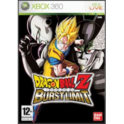 Dragon Ball Z: Burst Limit [XBOX360] UŻYWANA