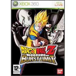 Dragon Ball Z: Burst Limit [XBOX360] UŻYWANA