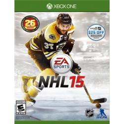 NHL 15 ENG [XONE] NOWA
