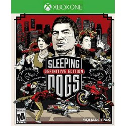 Sleeping Dogs Definitive Edition [XONE] NOWA