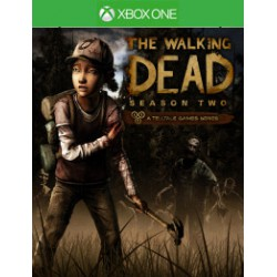 The Walking Dead Season Two [XONE] NOWA