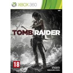 Tomb Raider [XONE] UŻYWANA