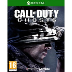 Call of Duty: Ghosts [XBOXONE] UŻYWANA