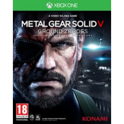 Metal Gear Solid V: Ground Zeroes [XBOXONE] UŻYWANA