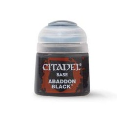 21-25 Abaddon Black