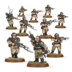 47-17 Astra Militarum Cadian Shock Troops