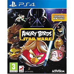 Angry Birds Star Wars ENG [PS4] UŻYWANA