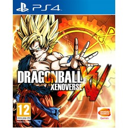 U PS4 ENG Dragon Ball Xenoverse