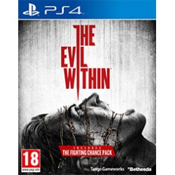 U Ps4 ENG Evil Within