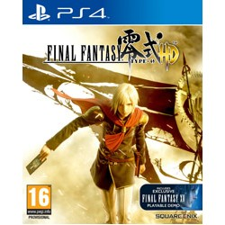 U Ps4 ENG Final Fantasy Type-0 HD