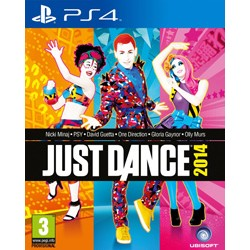 U PS4 ENG Just Dance 2014