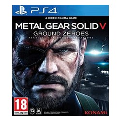 U Ps4 ENG Metal Gear Solid 5 Ground Zeros