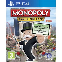 U PS4 ENG Monopoly Family Fun Pack