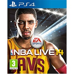 U Ps4 ENG NBA Live 14