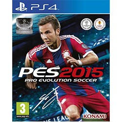 U Ps4 ENG PES 15 Pro Evolution Soccer 15