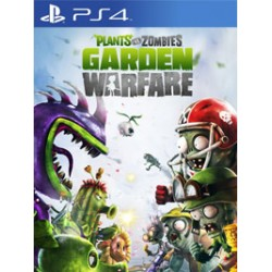 U Ps4 ENG Plants vs Zombies Garden Warfare
