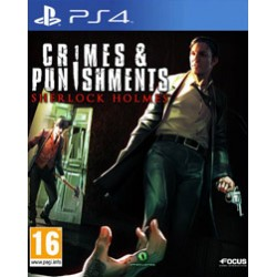 U Ps4 ENG Sherlock Holmes Crimes & Punishments